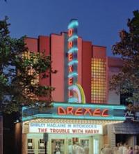 Drexel Theatre Begins Renovations