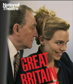 Billie Piper Leads Cast Of Richard Bean's GREAT BRITAIN At National Theatre, Opens June 30