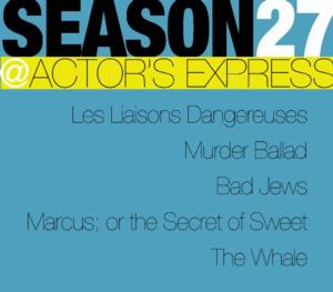 MURDER BALLAD, BAD JEWS & More Set for Actor's Express' 2014-15 Season
