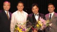 Raul Sunico, Martin Nievera Become First Filipinos to Perform at The Smith Center