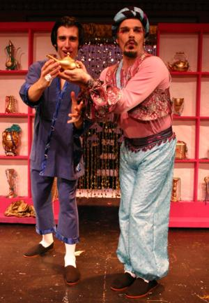 BWW Reviews: ALADDIN in Bridgeport