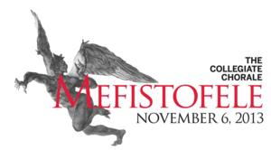 MEFISTOFELE, BATTLE HYMNS and More Set for The Collegiate Chorale's 2013-14 Season