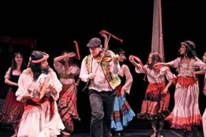 Alessandra Belloni and Company to Star in TARANTATA at St John the Divine, 10/18
