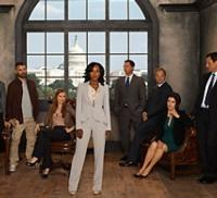 ABC's SCANDAL Ranks No. 1 at 10 pm in Key Demos