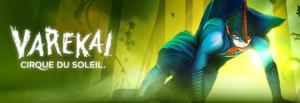 BWW Previews: VAREKAI by Cirque du Soleil Comes to Prudential Center, 8/27