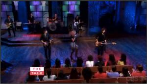 THE BAND PERRY Performs on The Talk, Arsenio Hall