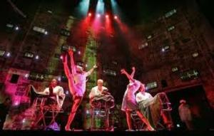 BWW Reviews: AMERICAN IDIOT Rocks the Palace, But the Shallow Book Thwarts Over-All Effect