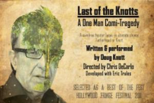LAST OF THE KNOTTS Begins Performances 4/25 at Soho Playhouse