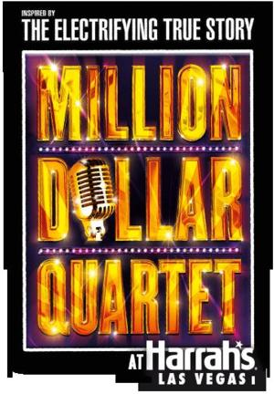 MILLION DOLLAR QUARTET to Welcome Paris Las Vegas Headliner Taylor Hicks, 9/25