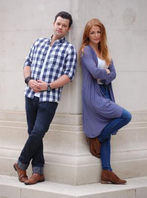 Bailey and Pitt-Pulford Star in MARRY ME A LITTLE, Beginning Tonight at the St. James Studio