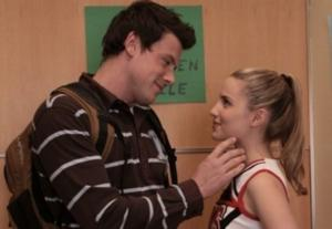 Dianna Agron Talks Absence from GLEE's Monteith Tribute