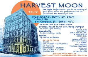 The Eagle Project's 9/17 'Harvest Moon Gala' to Support BROKEN HEART LAND