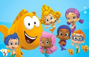 Nickjr.com Launches Brand New Online Series ft. BUBBLE GUPPIES & More