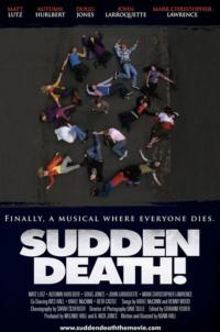 John Larroquette, Matt Lutz and Autumn Hurlbert Lead SUDDEN DEATH Short Film