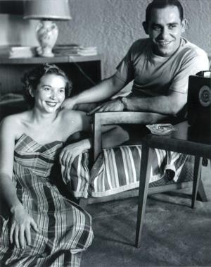 Carmen Berra, Wife of Yogi Berra, Passes Away; Couple Featured in Broadway's BRONX BOMBERS