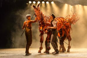 Pantages Kicks Off WAR HORSE: CELEBRATING OUR HEROES Initiative