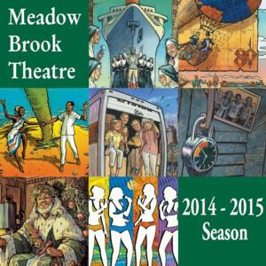 Meadow Brook Theatre Sets 2014-15 Season Featuring AROUND THE WORLD IN 80 DAYS, ONCE ON THIS ISLAND & More