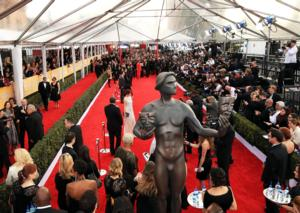 SAG Awards to Receive the Environmental Media Association's 2013 EMA Green Production Award