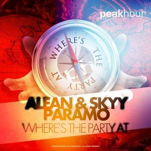 ALEAN & SKYY and PARAMO Release New Single 'Where's the Party At'