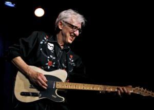 Bill Kirchen and Too Much Fun to Play Bridge Street Live, 5/22