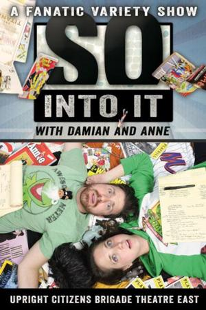 UCB East to Present SO INTO IT WITH DAMIAN AND ANNE, 4/1