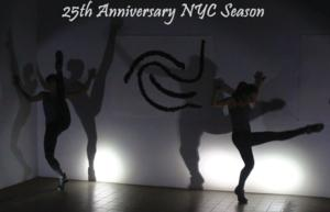 Nai-Ni Chen Dance Company to Celebrate 25th Anniversary Season with NOT ALONE, INCENSE and WHIRLWIND, 4/26-27