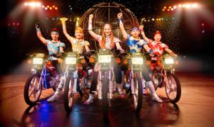 CIRQUE SHANGHAI: WARRIORS to Close on Labor Day at Navy Pier
