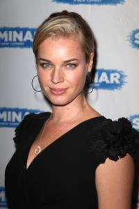 Rebecca Romijn Joins New TNT Pilot, KING AND MAXWELL