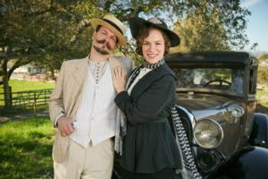 Cinnabar Closes Season with THE MARRIAGE OF FIGARO, Now thru 6/15