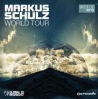 DJ Markus Schulz's BEST OF 2012 to Be Released 12/14