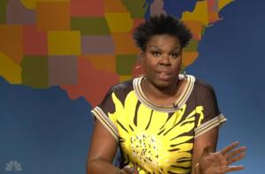 SNL's Leslie Jones Talks About Slavery in Controversial 'Weekend Update' Sketch