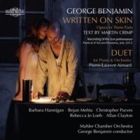 George Benjamin Releases Recording of New Opera WRITTEN ON SKIN Today