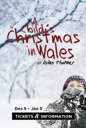 Lantern Theater Company to Present A CHILD'S CHRISTMAS IN WALES, 12/5-1/5
