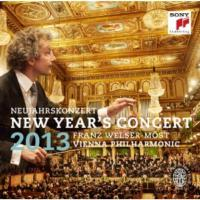 Sony Classical Releases 2013 New Year's Concert With The Vienna Philharmonic and Franz Welser-Most