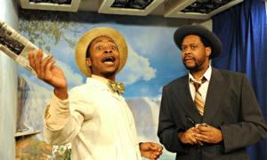 BWW Reviews: SIZWE BANZI IS DEAD, Crucible Studio, Sheffield, May 20, 2014