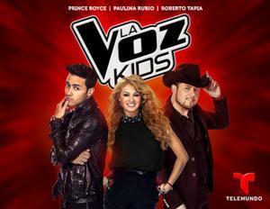 LA VOZ KIDS Hits New Season High with 2.2 Million Viewers