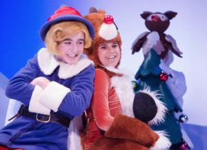 RUDOLPH THE RED-NOSED REINDEER Extends at Broadway Playhouse Through 1/5