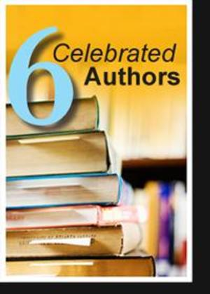 Laguna Playhouse Women to Present MEMORABLE CONVERSATIONS WITH SIX CELEBRATED AUTHORS, 10/21