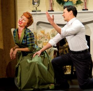 BWW Reviews:  I LOVE LUCY: LIVE ON STAGE Gives Nashville A Blast From The Past