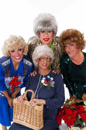 THE GOLDEN GIRLS: THE CHRISTMAS EPISODES Returns to the Victoria Theatre, 12/5-22