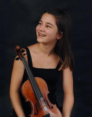 DCS to Welcome Violinist Carolyn Semes, 5/4