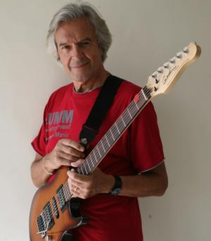 John McLaughlin Set for Paul Reed Smith's Custom Guitar Presentation at Met Museum, 10/7
