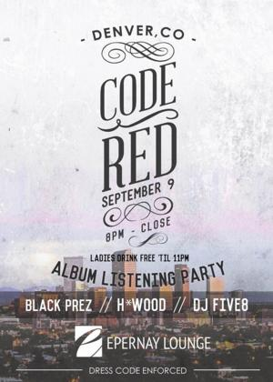 H*Wood X Black Prez X DJ Five8 Launch New Local Campaign and New Single, 9/16
