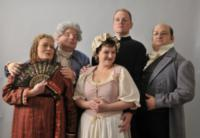 City Theatre Presents Different Stages' QUILLS, 1/4-26