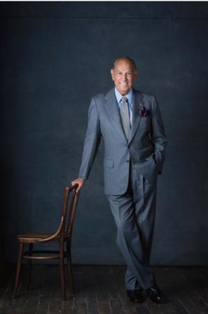 Oscar de la Renta to Receive Carnegie Hall Medal of Excellence, 4/24