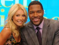 LIVE WITH KELLY AND MICHAEL is the Week's No. 2 Syndie Talk Show