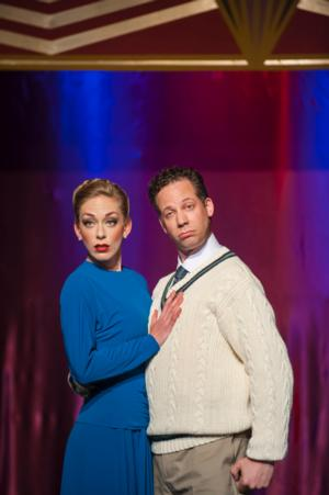 BWW Reviews: 42nd St Moon is PAINTING THE CLOUDS WITH SUNSHINE