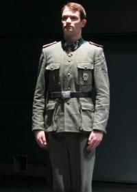 The Plowmen Present SOLDIER at HERE, Beginning 12/11