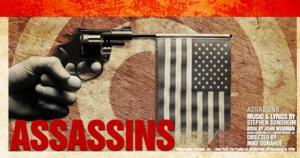 PlayMakers Rep to Present Stephen Sondheim's ASSASSINS, 4/2-20
