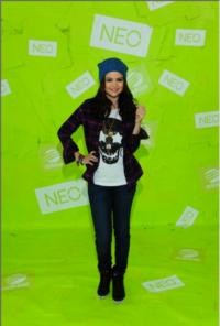 adidas NEO Label Signs Selena Gomez As Style Icon And Designer